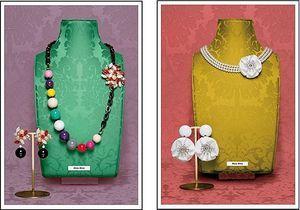 Miu Miu imagine des bijoux subtilement décalés