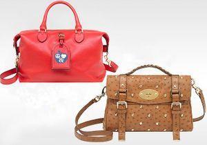 Mulberry rend hommage à New-York dans ses sacs