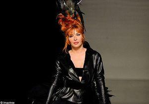 Mylène Farmer guest star du défilé Jean Paul Gaultier