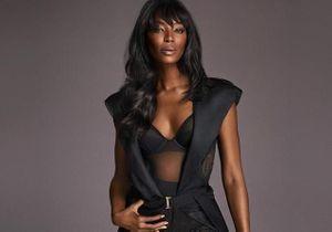 Naomi Campbell : égérie sexy pour La Perla
