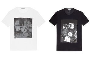 On pique à son homme le tee-shirt Nirvana de Sandro