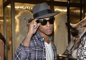 """Pharrell Williams, """" J'ai eu mes premières lunettes de soleil à 10 ans """""""
