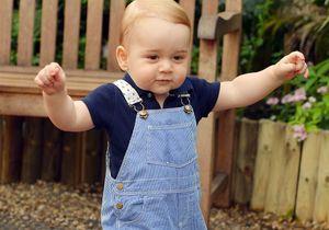 A un an, le prince George est déjà une icône de mode !