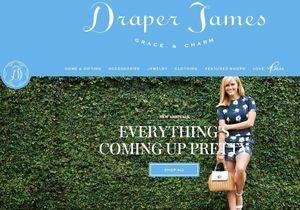 Reese Witherspoon se lance dans la mode avec Draper James