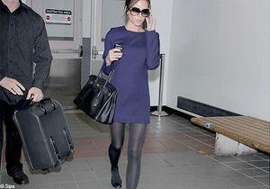 Repérée : Victoria Beckham à plat !