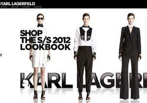 Retrouvez les créations et l'univers de Karl Lagerfeld sur Karl.com