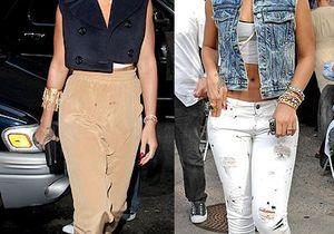 Rihanna en veste sans manche : on dit  oui !