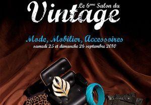 Salon du vintage : c'est ce week-end !