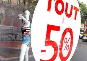 Soldes d'été : les ventes à la baisse