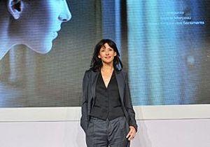 Sophie Marceau, le nouveau visage de Chaumet