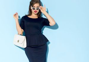 Tara Lynn, elle brise les tabous de la mode pour femmes rondes