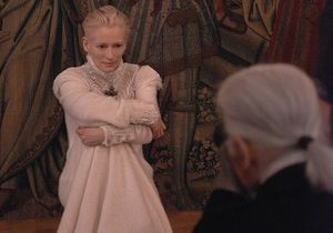 Tilda Swinton, nouveau visage Chanel