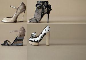Timestrings : des chaussures Valentino en série limitée