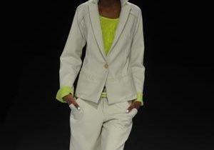 Une jeune Française sur les podiums de la Fashion Week
