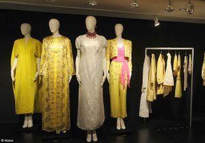 Une robe d'Elizabeth Taylor vendue à 362 500 dollars