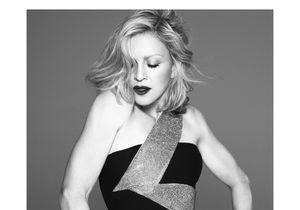 Versace: la troublante ressemblance entre Madonna et Courtney Love