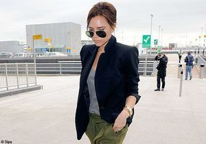 Victoria Beckham relâche son look : on adore !