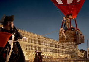 Vidéo: Arizona Muse et David Bowie en voyage pour Louis Vuitton