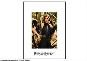 Yves Saint Laurent a choisi sa muse