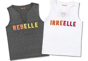 Zadig et Voltaire : un T-shirt en vente avec votre ELLE !