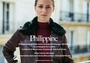 Avec la campagne #ComptoirStories, Comptoir des Cotonniers replonge dans son passé