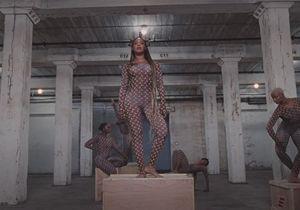 Beyoncé fait de l'imprimé lune de Marine Serre le plus populaire de 2020