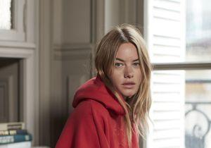Camille Rowe, nouvelle égérie de choix pour Pablo