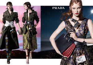 Campagne automne-hiver 2016-17 de Prada : vingt-sept mannequins sinon rien