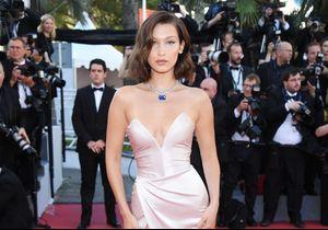 Cannes 2017 : la montée des marches culottée de Bella Hadid