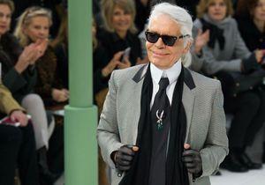 Ce mot est le plus choisi sur les réseaux sociaux pour rendre hommage à Karl Lagerfeld
