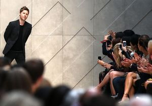 Christopher Bailey nommé PDG de Burberry