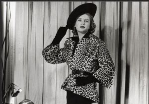 Comment la veste « Bar Mizza » raconte la passion de Christian Dior pour le léopard