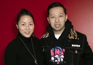 Découvrez une première robe de la collaboration Kenzo x H&M