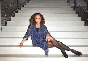 Diane von Furstenberg : « La relation la plus importante est celle que vous avez avec vous-même »
