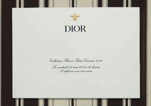 Dior Croisière 2019 : suivez le défilé en live à 20h00