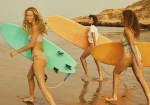 #ElleFashionCrush : H&M dévoile une ligne de maillots de bain avec Love Stories