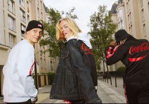 #ElleFashionCrush : la capsule éco-responsable Coca-Cola x Diesel