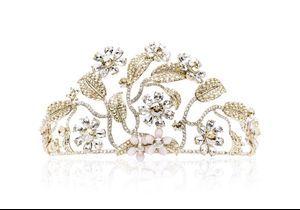 #ELLEFashionCrush : la sublime tiare signée Dolce & Gabbana x Swarovski