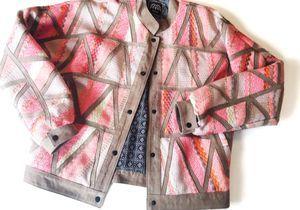 #ELLEFashionCrush : la veste Bobie Pink de Rollande