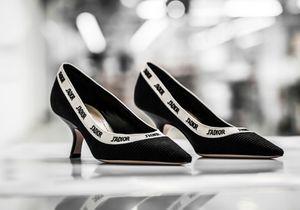 #ELLEFashionCrush : les nouveaux escarpins J'Adior