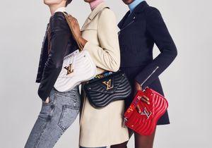 #ELLEfashioncrush : les sacs 80's « Louis Vuitton New Wave »