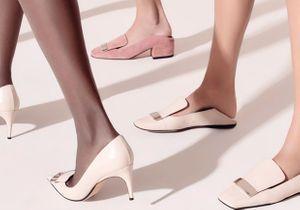 #ELLEfashioncrush : les souliers personnalisables de Sergio Rossi