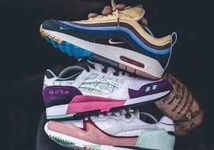 #ELLEFashionCrush : Sneakerness, le salon des amoureux de la sneaker
