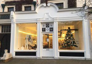 #ELLEFashionSpot : Bonton ouvre une boutique pleine de poésie à Londres