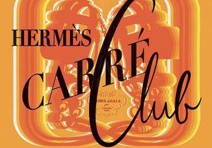 #ElleFashionSpot : Hermès Carré Club, l'exposition mode à ne pas louper