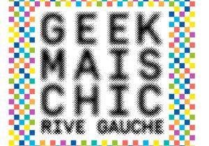 #Ellefashionspot : l'expo « Geek Mais Chic » du Bon Marché