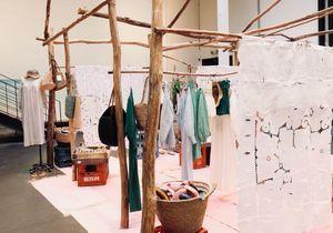 #ElleFashionSpot : l'exposition Madagascar chez Merci qui célèbre l'artisanat malgache