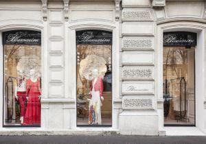 #ELLEFashionSpot : la boutique parisienne de Blumarine