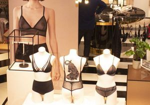#ELLEFashionSpot : la collab sexy Victoria Secret x Livy à New York