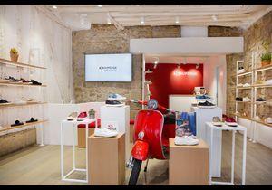 #ELLEFashionSpot : la première boutique Superga arrive en France